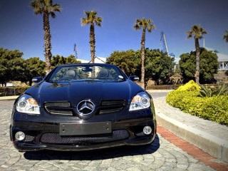 Rent A Mercedes Benz Slk55 Amg Luxury Car Rental