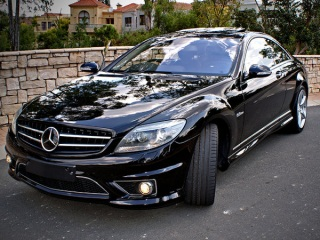 Rent A Mercedes Benz Cl63 Amg Luxury Car Rental