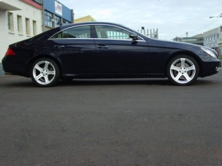 Rent A Mercedes Benz Cls 350 Luxury Car Rental